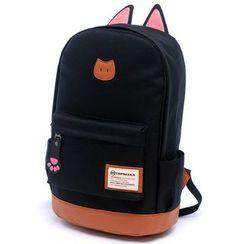 Top Seeka - Cat Ear Lightweight Backpack