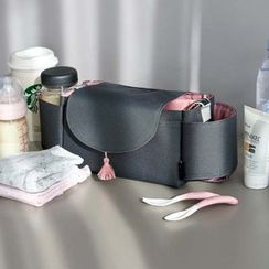 Evorest Bags - Panel Baby Stroller Caddy Bag Organizer
