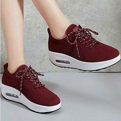 MINIKA - Platform Sneakers