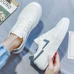 Chaoqi - Paneled Sneakers