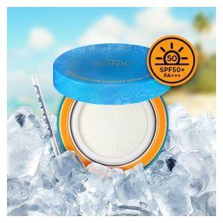 SCINIC - Enjoy Aqua Sun Cushion SPF50+ PA+++ 13g