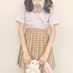 Chrystina - School Uniform Costume / Set