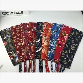 DUKA - Printed Kimono Belt