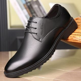 Kayne H - Genuine Leather Derby Shoes