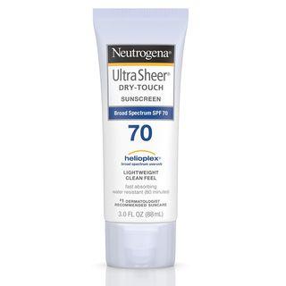 Neutrogena - Ultra Sheer Dry-Touch Sunscreen SPF 70