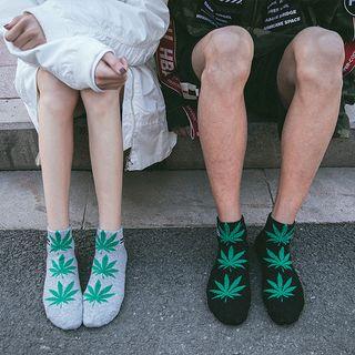 Guliga - Weed Print Socks