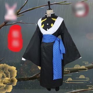 Mikasa - 角色扮演服装 - 鬼灭之刃 狯岳