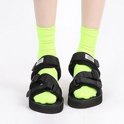 ASAIDA - Plain Socks