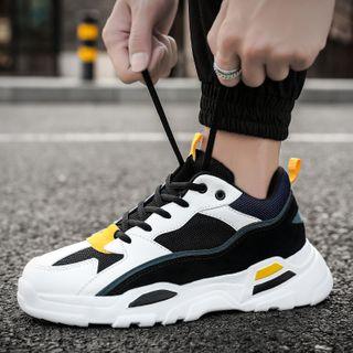 HANO - Color Panel Sneakers