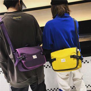 Mulgam - Couple Matching Nylon Messenger Bag