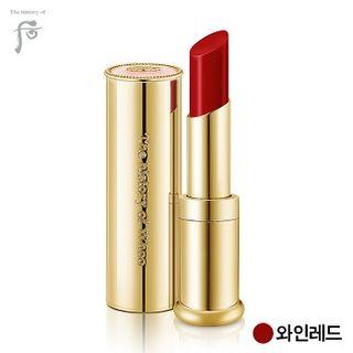 The History of Whoo 后 - Gongjinhyang Mi Glow Lip Balm SPF10 #Wine Red