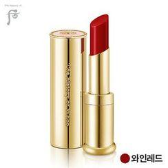 The History of Whoo - Gongjinhyang Mi Glow Lip Balm SPF10 #Wine Red