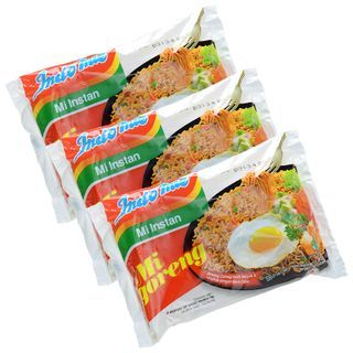 Grainee Foods - Indomie Stir Noodle Original Flavor (3 packs)