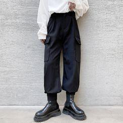 ANCHO - 工装慢跑裤