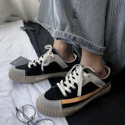 Scherokee - Color Block Canvas Sneakers