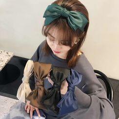 Azalea(アザレア) - Fabric Bow Headband