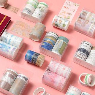 Dukson - Set: Printed Masking Tape