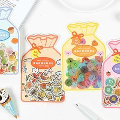 WarmFire - Cartoon Stickers (Various Designs)