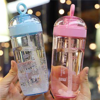 MUMUTO - 塑膠水瓶連吸管