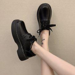 hunigala - Platform Lace Up Shoes