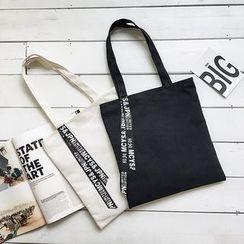 Bagolo - Leinwand-Einkaufstasche
