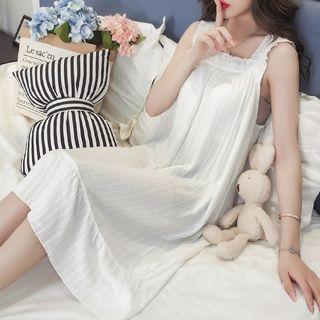 Sweetzer - Strappy Sleep Dress