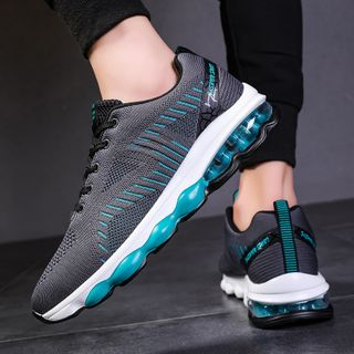 MARTUCCI - Platform Mesh Sneakers