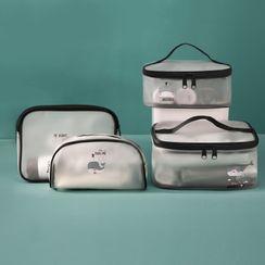 Bandify - Translucent Toiletry Bag