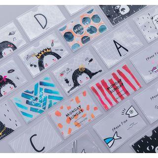 Dukson - Printed PVC Card Holder