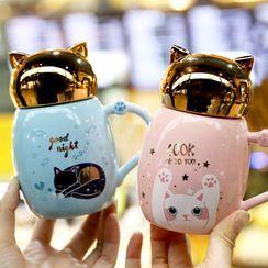 MUMUTO - Cat Mug