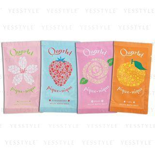 CHARLEY - Quartet Pique-Nique Milky Bath Salt 30g - 4 Types