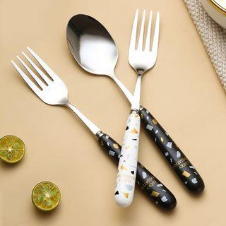 Home Simply - 不鏽鋼勺 / 叉子