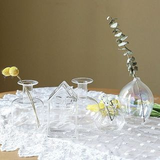 Oknana Home - Glass Vase (various designs)