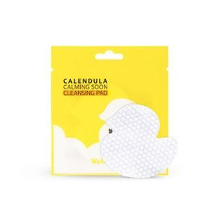 WellDerma夢蝸 - Calendula Calming Soon Cleansing Pad Pocket