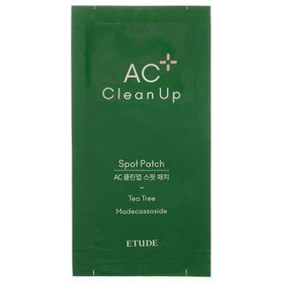 ETUDE - AC Clean Up Spot Patch 12pcs