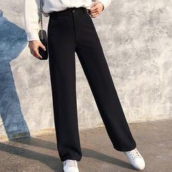 Ashlee - Wide-Leg Dress Pants