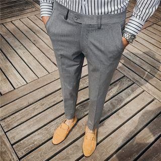 Deepwood - Slim Fit Dress Pants