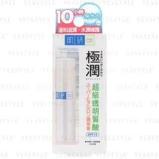 Rohto Mentholatum - Hada Labo Gokujyun Hyaluronic Acid Lip Balm SPF 15