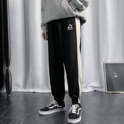 Alvicio - Paneled Sweatpants