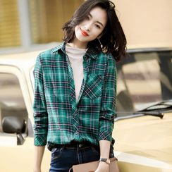 Skyheart - Plaid Shirt