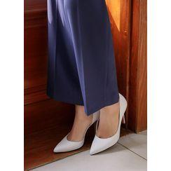 Styleonme - Pointy-Toe Stilettos