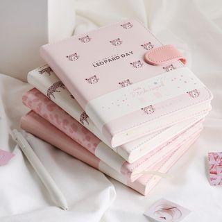 Ms Zaa - Printed Hardcover Scheduler (Various Designs)