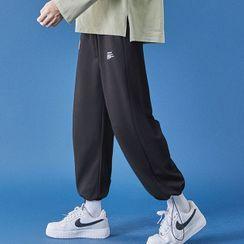 Nightbell - Plain Sweatpants