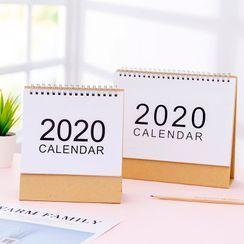 Dukson - Desktop Calendar 2020