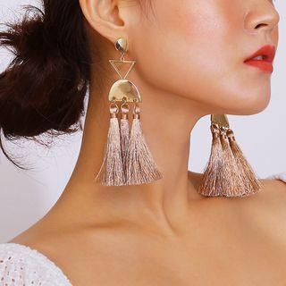 Seirios - Tassel Dangle Earring