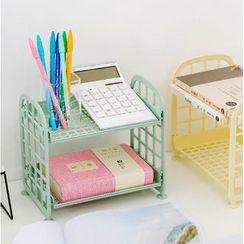 Fun House - 塑膠桌面收納架