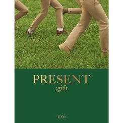 Korean Entertainment - EXO - PRESENT ;gift Photobook