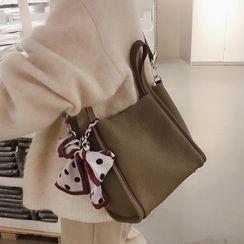 Fabbagaster - Genuine Leather Bucket Bag