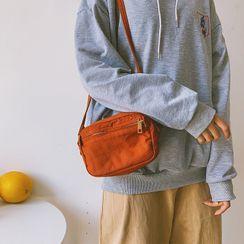 Sosara - Canvas Crossbody Bag