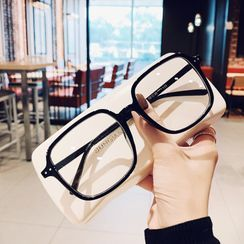 MOL Girl - Oversize Square Glasses